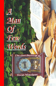 (picture of the cover of 'A Man of Few Words')